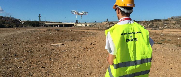 pilotos de drones